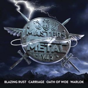 VA - Masters of metal Vol. 2      CD