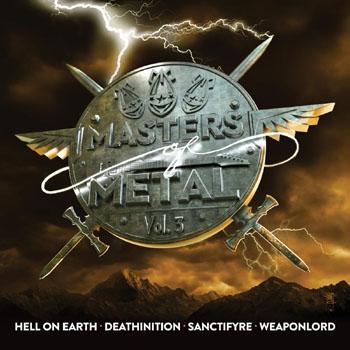 VA - Masters of metal Vol. 3      CD