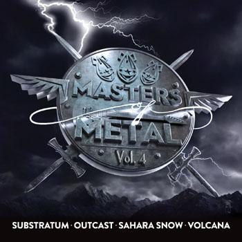 VA - Masters of metal Vol. 4      CD