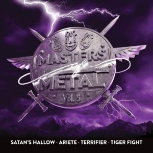 VA - Masters of metal Vol. 5      CD