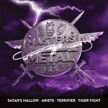 VA - Masters of metal Vol. 5      CD