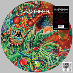 MASTODON - The motherload      12""