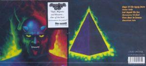 MAUSOLEUM GATE - Debut      CD
