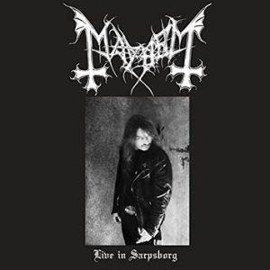 MAYHEM - Live in Sarpsborg      LP