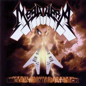 MEGAHERA - Metal maniac attack      CD