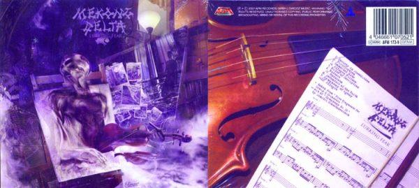 MEKONG DELTA - Lurking fear      CD&DVD