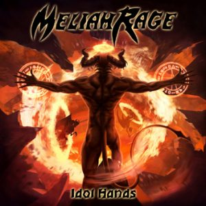MELIAH RAGE - Idol hands      CD