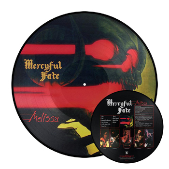 MERCYFUL FATE - Melissa      LP