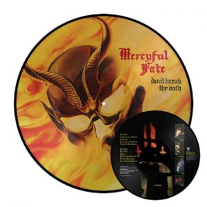 MERCYFUL FATE - Don`t break the oath      LP