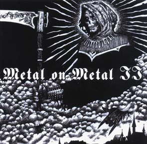 VA - Metal on metal II      CD