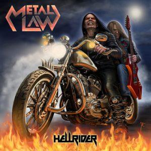 METAL LAW - Hellrider      CD