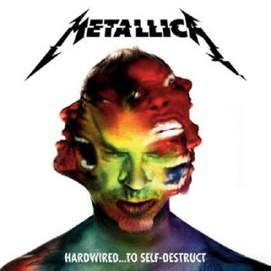 METALLICA - Hardwired... to self-destruct      2-CD