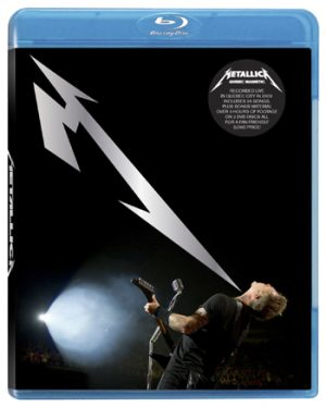 METALLICA - Quebec magnetic - Dbl. Bluray      Blu-Ray