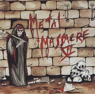 VA - Metal massacre VI      CD