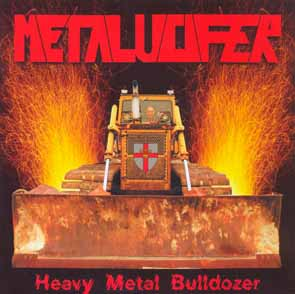 METALUCIFER - Heavy metal bulldozer - Iron Pegasus edition      CD