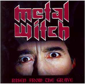 METAL WITCH - Risen from the grave      CD