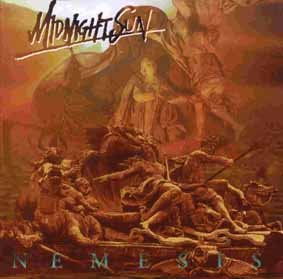 MIDNIGHT SUN - Nemesis      CD