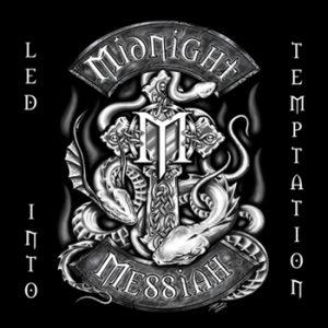 MIDNIGHT MESSIAH - Led into temptation      CD