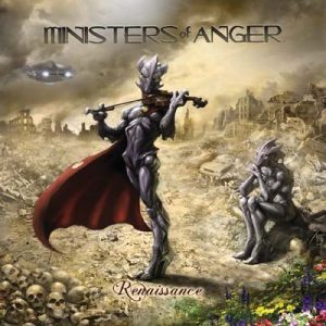 MINISTERS OF ANGER - Renaissance      CD