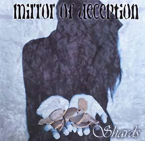 MIRROR OF DECEPTION - Shards      CD