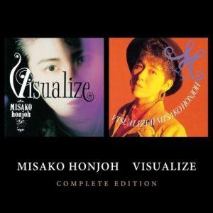 MISAKO HONJOH - Visualize - complete edition      2-CD
