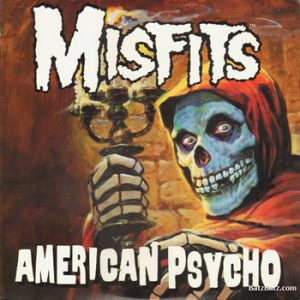 MISFITS - American Psycho      CD