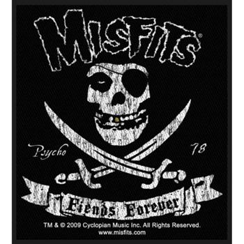 MISFITS - Fiends forever      Aufnäher