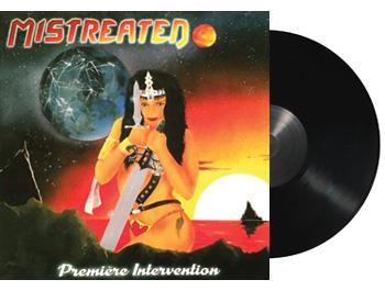 MISTREATED - Premiere intervention      LP