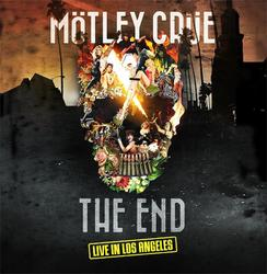 MÖTLEY CRÜE - The end - live in Los Angeles      2-DVD