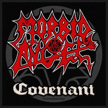 MORBID ANGEL - Covenant      Aufnäher