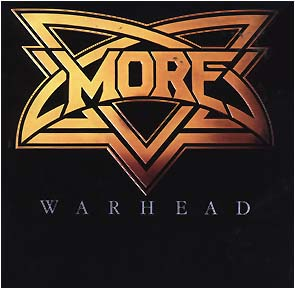 MORE - Warhead      CD