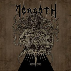 MORGOTH - God is evil      Single