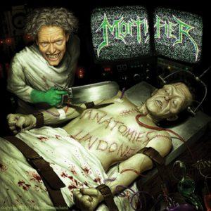 MORTIFIER - Anatomies undone      CD