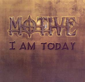MOTIVE - I am today      CD