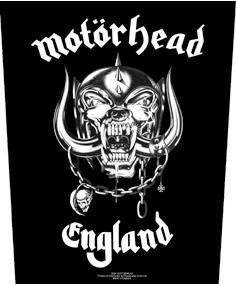 MOTÖRHEAD - England      Rückenaufnäher