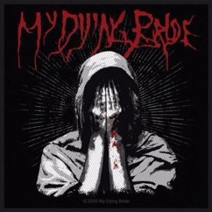 MY DYING BRIDE - My body a funeral      Aufnäher