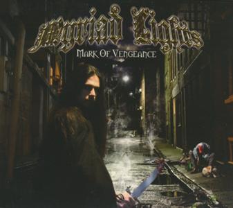 MYRIAD LIGHTS - Mark of vengeance      CD
