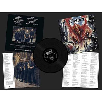 MYTHRA - Still burning      LP