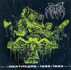 NATAS - Deathcore 1985-1993      2-CD