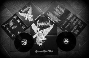 NECROHOLOCAUST - Holocaustic goat metal      LP