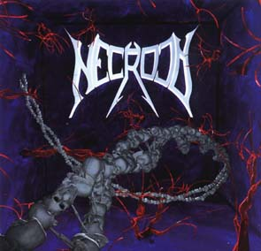 NECROID - Natural disharmonies      CD