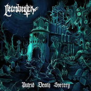 NECROWRETCH - Putrid death sorcery      CD