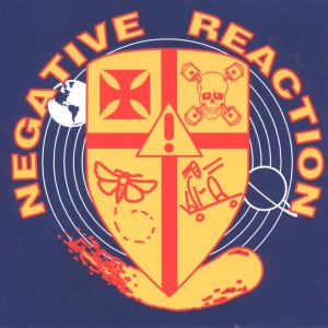 NEGATIVE REACTION / RAMESSES - split      CD