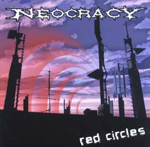 NEOCRACY - Red circles      CD