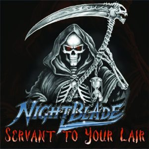 NIGHTBLADE - Servant to your lair      CD