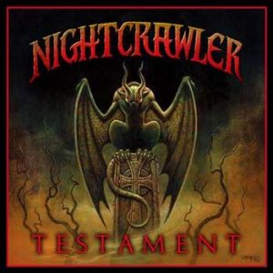 NIGHTCRAWLER - Testament      2-CD