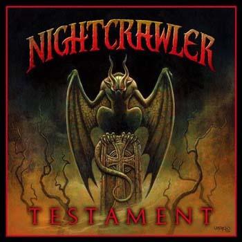 NIGHTCRAWLER - Testament      2-CD