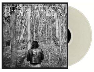 NIGHT VIPER - Night Viper - white vinyl      Single