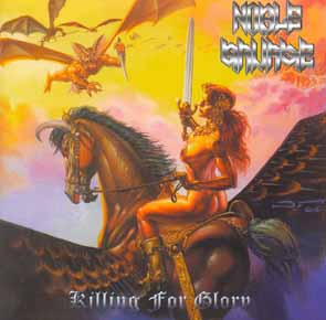 NOBLE SAVAGE - Killing for glory      CD