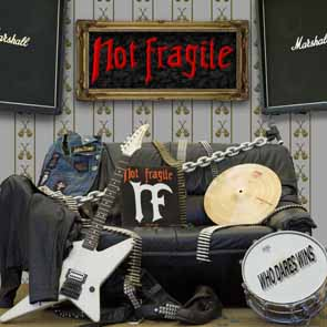 NOT FRAGILE - Who dares wins & 8 bonustracks - rerelease      CD
